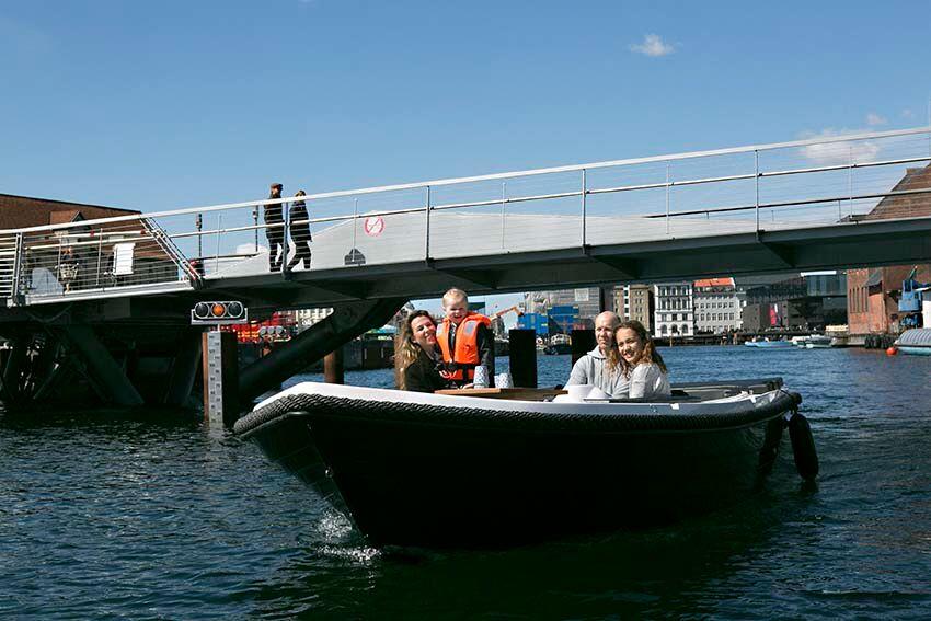 lej båd københavn